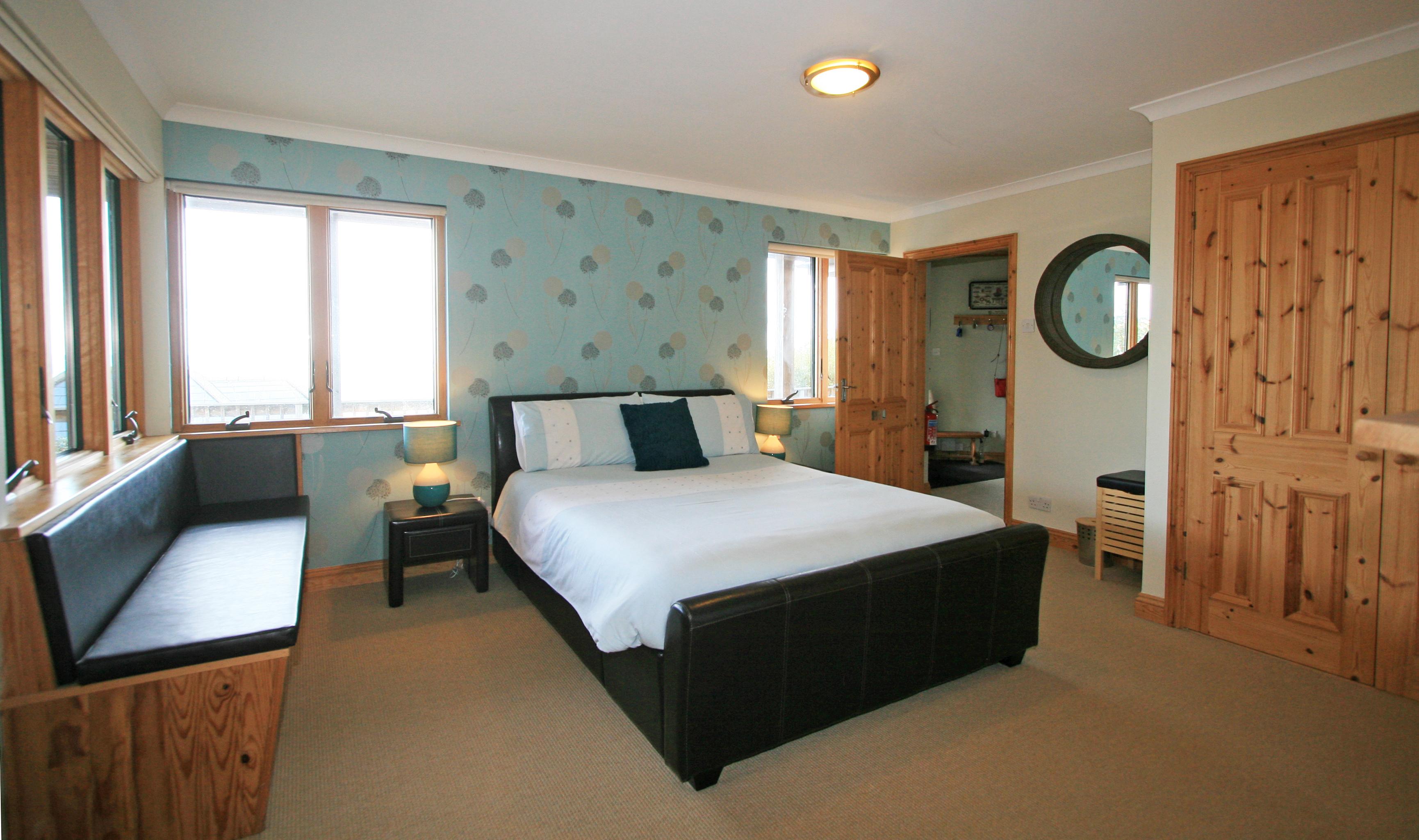 Bedroom 1 Ensuite - Ground Floor