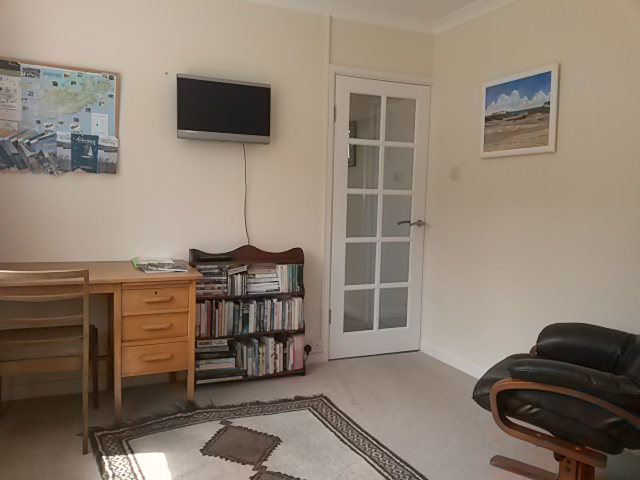 Reception area - Ground floor