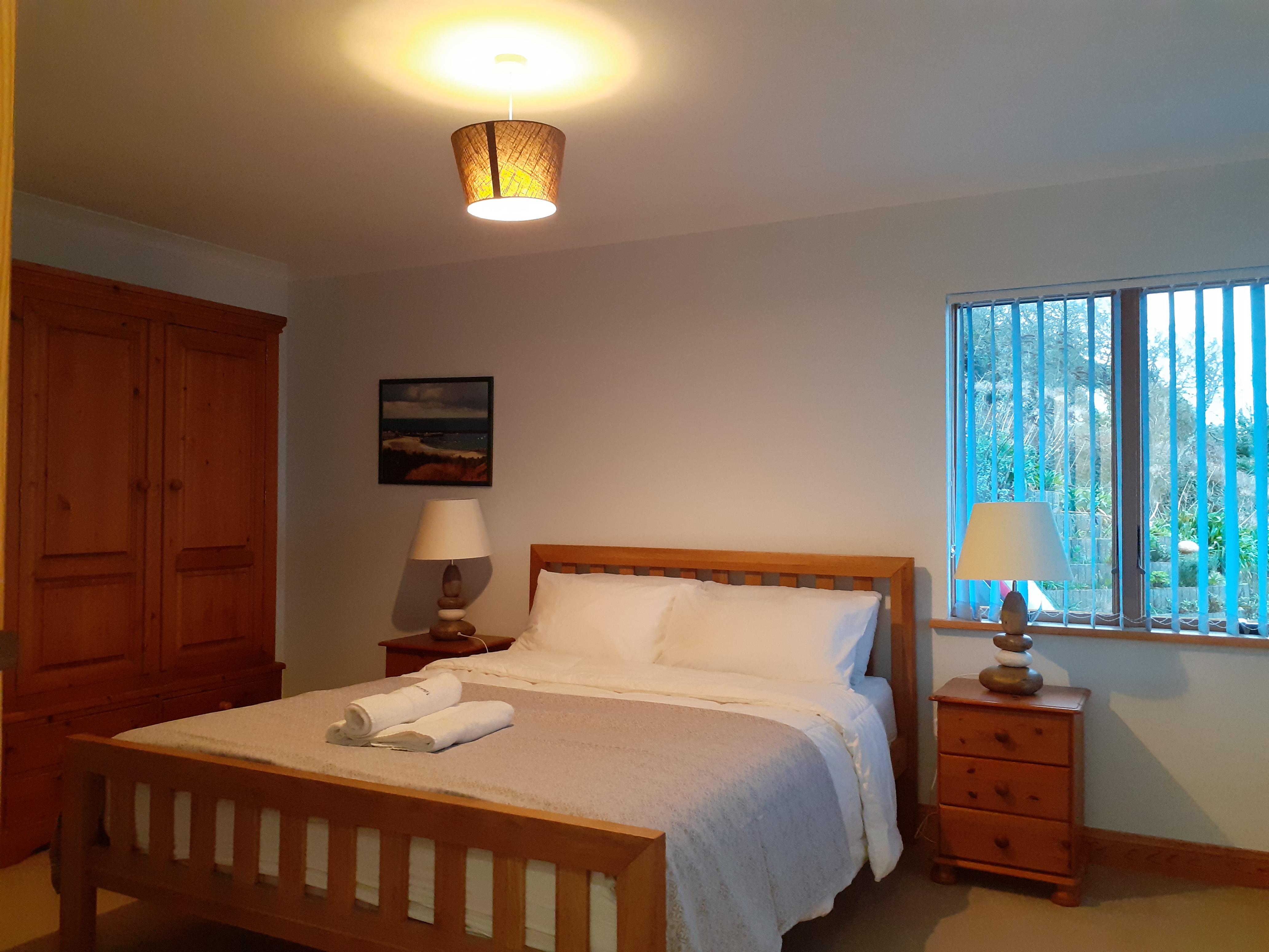 Bedroom 3 - with Ensuite Shower room